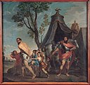Domenico Corvi - Camillus and the Schoolmaster of Falerii - Google Art Project.jpg