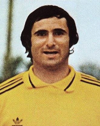Dominique Baratelli - Image: Dominique Baratelli en 1975