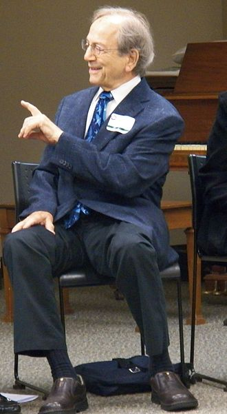 Donald N. Levine - Donald Levine at Shimer College in 2013