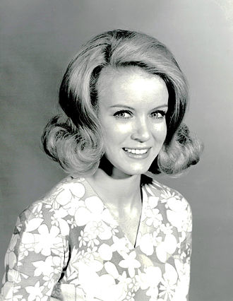 Donna Mills - Mills in Love Is a Many Splendored Thing (1967)