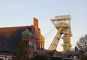Ruhr - Zeche Zollern in Dortmund