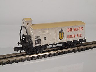 Arnold (models) - Goods wagon