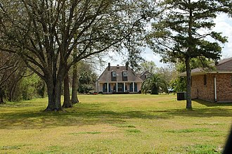 National Register of Historic Places listings in St. Charles Parish, Louisiana - Image: Dorvin WM