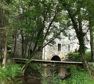 Beaver Creek, Maryland - Image: Doub's Mill