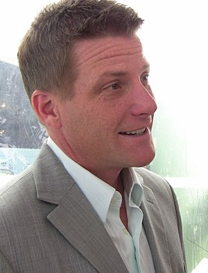 Doug Savant - Savant in April 2009