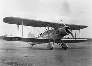 Douglas XT3D - The XT3D-2 in January 1933.