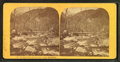 Downer's Glen, looking down stream, Manchester, from Robert N. Dennis collection of stereoscopic views.png