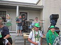 Downtown Irish Parade 2013 Royal Porch Drummer.JPG
