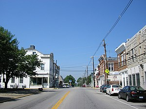 Owingsville, Kentucky - Downtown Owingsville