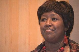 Agnes Binagwaho Minister of Health of Rwanda