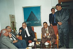 Dr. Awni Abdul Rauf And sitting next to Dr. Gaber Asfour.jpg
