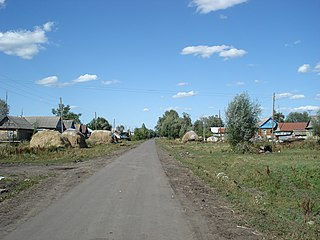 District in Republic of Mordovia, Russia