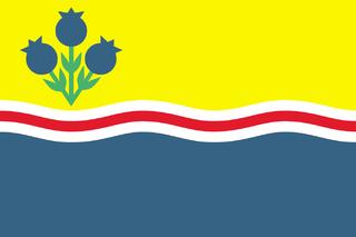 drapeau du Lac-Saint-Jean