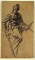 Drawing, Cavalry Soldier on Horseback, 1863 (CH 18173683-2).jpg