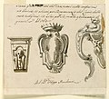 Drawing, Design for a Console and Escutcheon, 1763 (CH 18127807-2).jpg
