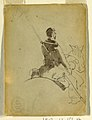 Drawing, Lancer on Horseback, 1862 (CH 18173993).jpg