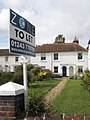 Dream cottage to let on Bosham shore - geograph.org.uk - 928696.jpg