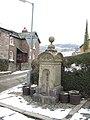 Drinking Fountain Llansilin - geograph.org.uk - 1723138.jpg