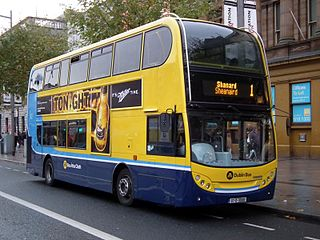 Dublin Bus Public transport operator in Ireland