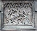 Duke of Buccleuch Statue Pedestal detail 04.JPG
