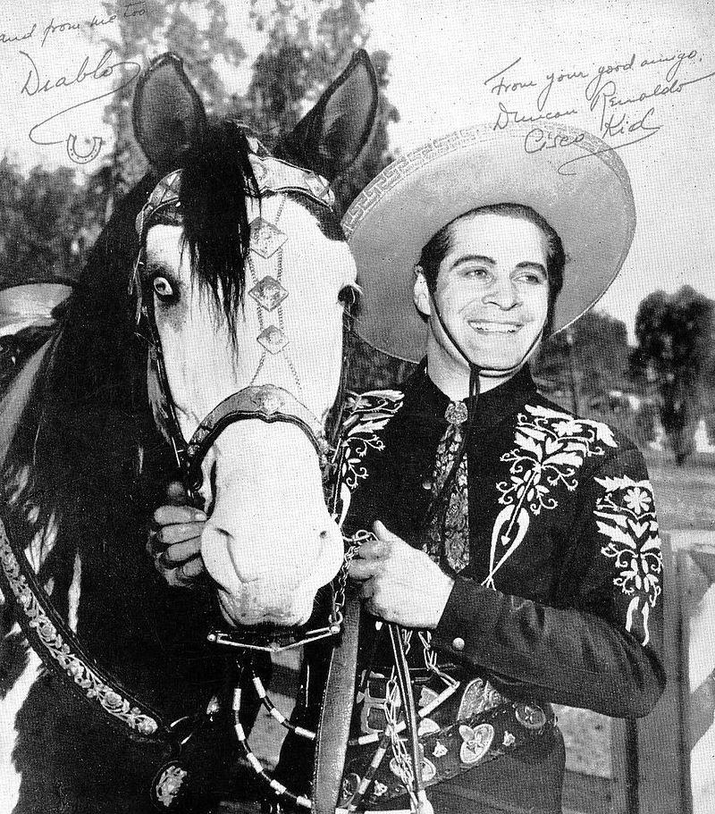 Duncan Renaldo as The Cisco Kid.jpg