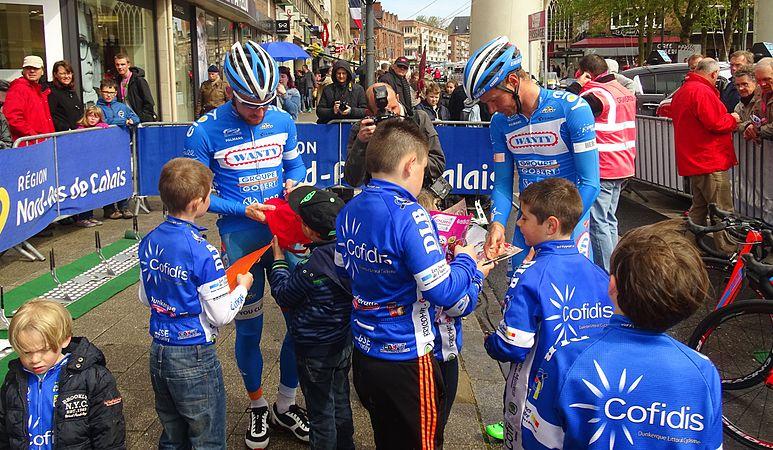 Dunkerque - Quatre jours de Dunkerque, étape 1, 6 mai 2015, départ (B030).JPG