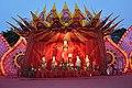 Durga Puja Pandal - Ballygunge Sarbojanin Durgotsab - Deshapriya Park - Kolkata 2014-10-02 9092.JPG