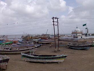 Dwarka - Dwarka Sea Beach
