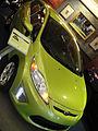 E3 2011 - Fiesta Social Club - green Ford Fiesta (5831344629).jpg