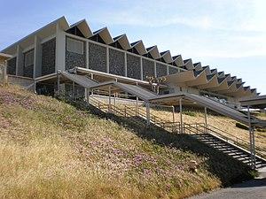 El Camino High School (South San Francisco) - The gym