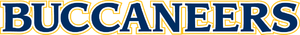 2015–16 East Tennessee State Buccaneers basketball team - Image: ETSU Buccaneers Wordmark