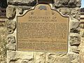 Eadward Muybridge memorial plaque, close view.jpg