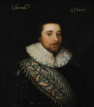 William Cavendish, 2nd Earl of Devonshire - Image: Earlofdevenshire