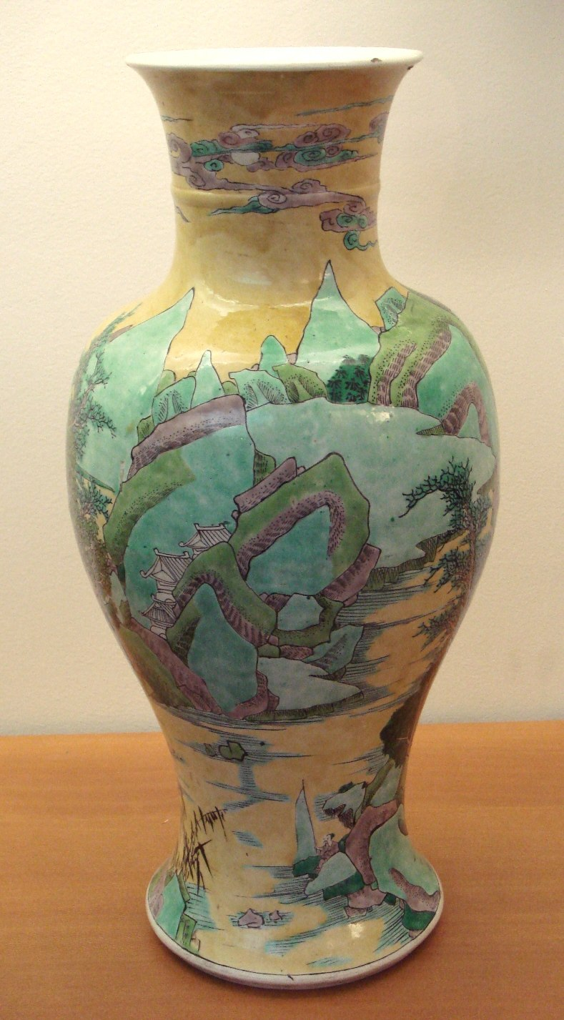 Early Kangxi vase