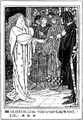 Early poems of William Morris - Florence Harrison illustration at page 005.png
