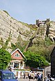 East Cliff, cliff railway, Hastings - geograph.org.uk - 790471.jpg