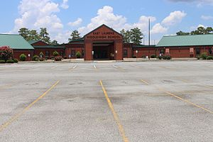 East Laurens High School - Image: East Laurens Middle High School