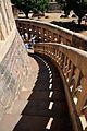 Eastern Stairs to Lower Circumambulatory Passageway - Stupa 1 - Sanchi Hill 2013-02-21 4394.JPG