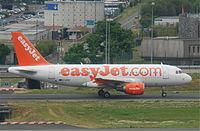 G-EZIH - A319 - EasyJet