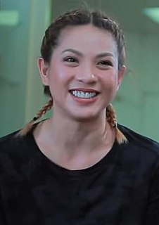Luane Dy Filipina actress and host