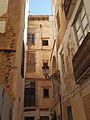 Edificis de l'atzucac del carrer del Poeta Liern, València.JPG