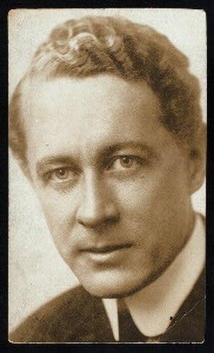 Edward Martindel - Martindel in 1909