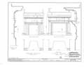 Edwards-Webb House, 303 Monroe Street, Northwest; moved from 259 South Street, Southeast, Warren, Trumbull County, OH HABS OHIO,78-WAR,2- (sheet 7 of 7).png