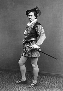 Image result for Edwin Booth
