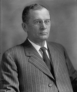 Edwin D. Ricketts American politician