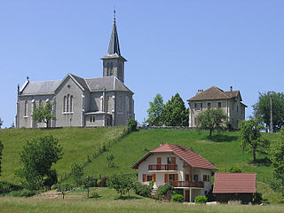 Chavanod Commune in Auvergne-Rhône-Alpes, France
