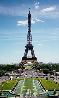 200px Eiffel Tower from Place du TrocadC3A9ro