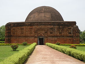 Jalaluddin Muhammad Shah - Mausoleum of Jalaluddin Muhammad Shah in Gaur, West Bengal