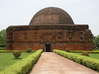 Ganesha dynasty - Image: Eklakhi Mausoleum