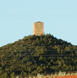 b5dde04412ef0 Torre de telegrafía óptica del Rebollar - Wikipedia